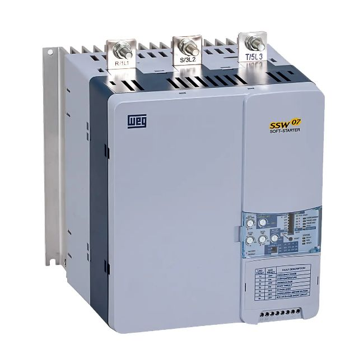 Soft Starter Ssw070312T5Sh1Z2 312A 200Cv 380V (11043356)